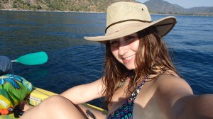 Kayaking Lake Malawi
